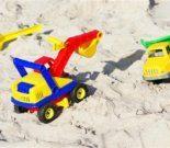 Wymiana piasku w piaskownicach