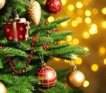 Spokojnych Świąt Bożego Narodzenia  i Szczęśliwego Nowego Roku