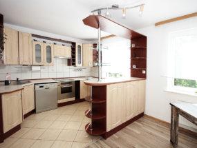 Do wynajęcia dwupoziomowe mieszkanie w bloku przy ul. Złotej 15 w Olsztynie o pow. 73,60 m2.